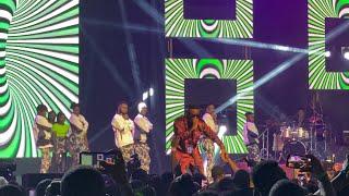 Unstoppable- Sarkodie Full Performance At rapperholic | Entamoty Live