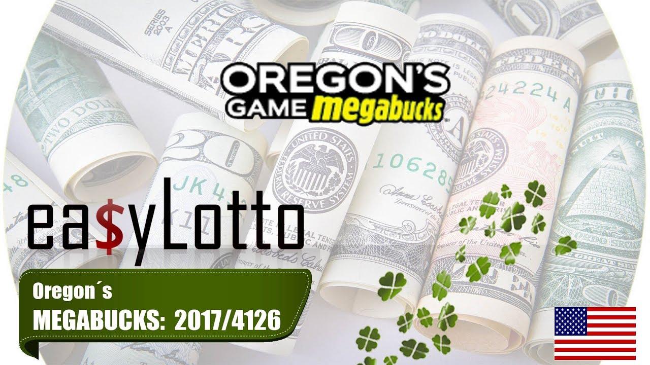 Oregon megabucks prizes for teens