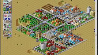 SimCity 2000 Macintosh - Kawaii City - System 7.5