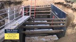 City of Wichita - Serving You - Water & Sewer Improvements