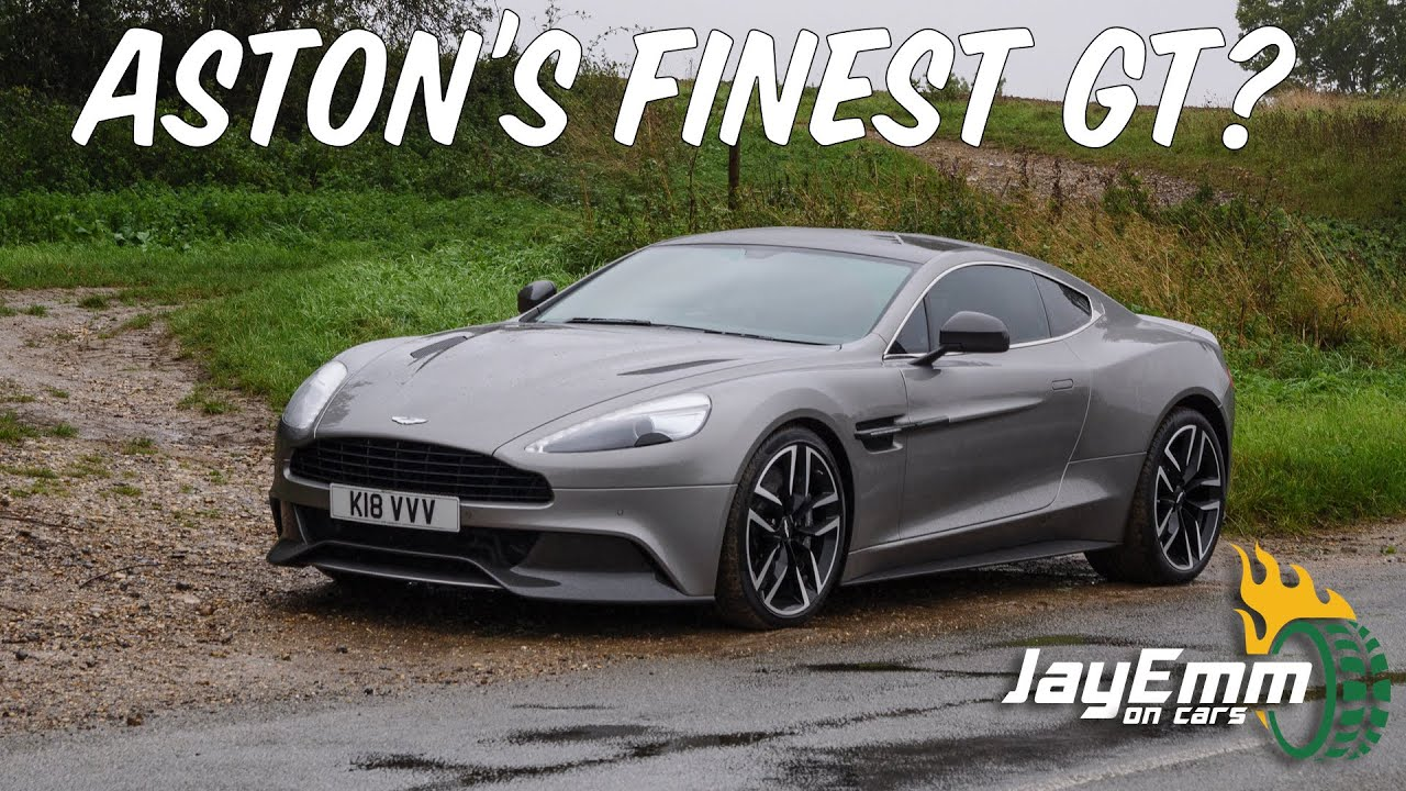 Don T Buy An Aston Martin Dbs Why The Vanquish Is Better Review Youtube