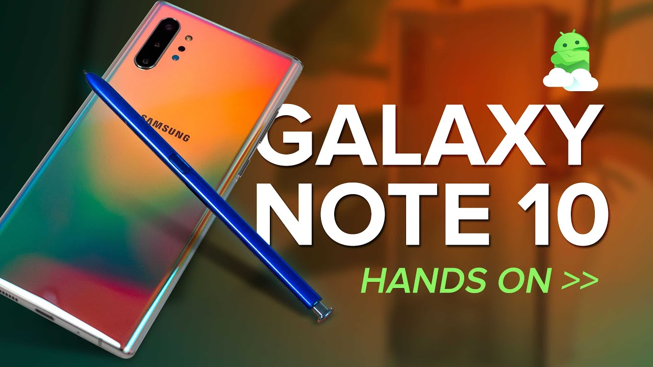Samsung Galaxy Note 10: Everything you need to know! | Android Central