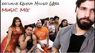Exclusive Kaleshi Millind Gaba   Music MG   Harsh Beniwal   Mohit Chhikara   Vlog