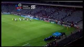 Telkom Knockout Semi Final - Match Highlights : Orlando Pirates vs Supersport United
