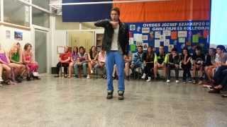 MICHAEL JACKSON BEAT IT   DUBSTEP MUSIK   POPPING DANCE   PERFORMANCE
