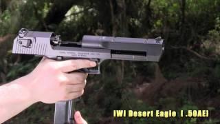グアム実弾射撃2012 ワールドガン 拳銃編 Guam World Gun Handgun Shooting thumbnail