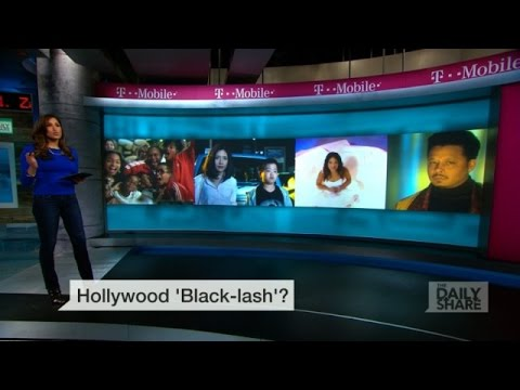 Is there a Hollywood 'black-lash' in television?