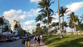 Miami Beach 2017 Ocean Drive Clip
