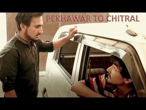 Khowar Vines New Video | Travelling from Pekhawar To Chitral