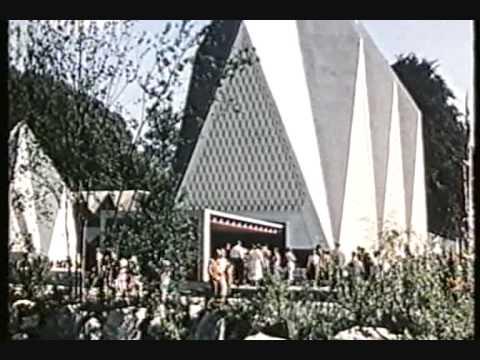 L'exposition universelle de 1958