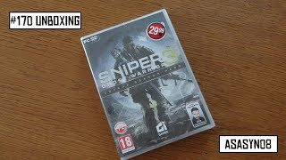 #170 Unboxing: Sniper: Ghost Warrior 3 - Edycja Season Pass (Biedronka Edition) [PL]