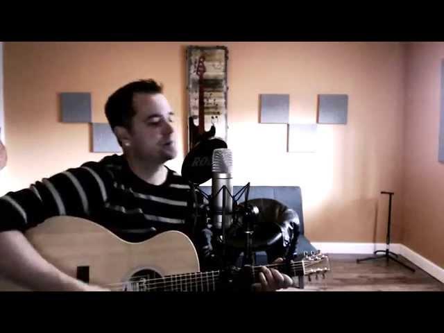 Kiss Me - Ed Sheeran Cover - Joe Borowsky