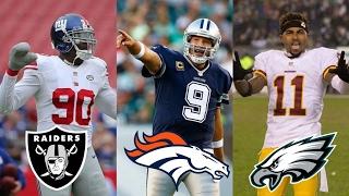 10 NFL Stars Who