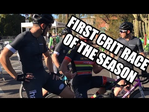 First Crit race of the year FULL 40 MIN