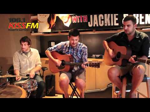 Barcelona - Come Back When You Can (ACOUSTIC) at KISS FM
