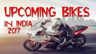 Upcoming Bikes in India 2017 || Price Under 1 Lakh