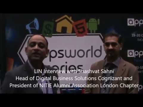 Interview with Shashvat Sahni for LIN Alumni Connect - LIN4Me