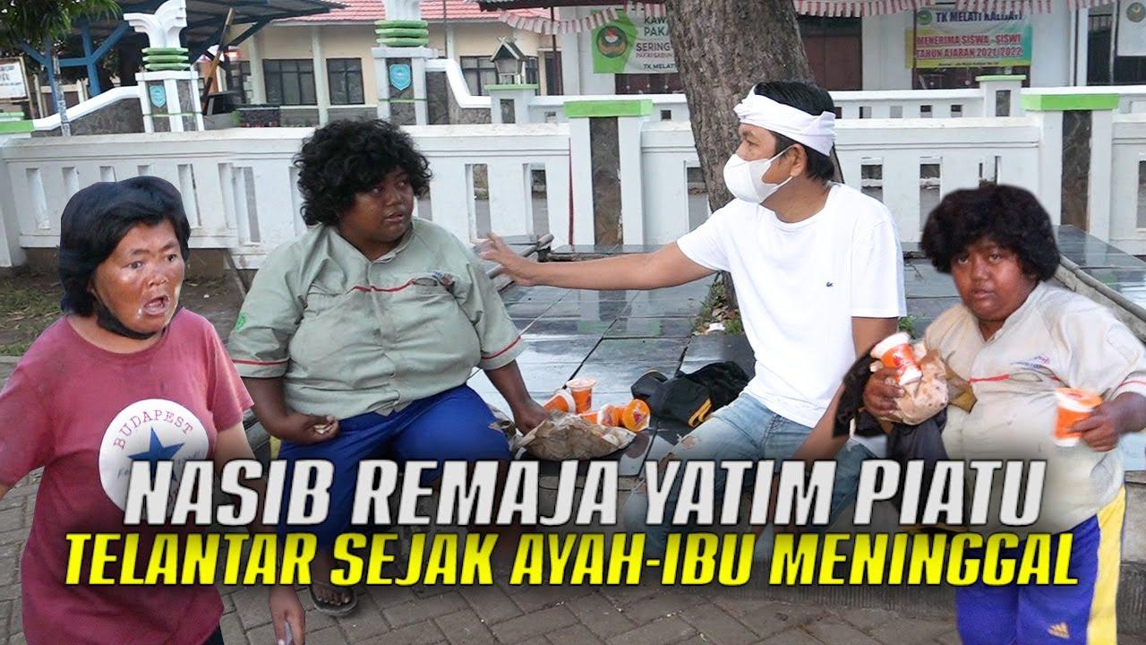 Download BERNIAT TEMUI PENGEMIS PURA2 BUNGKUK   KANG DEDI BERTEMU REMAJA YATIM YG TERLANTAR