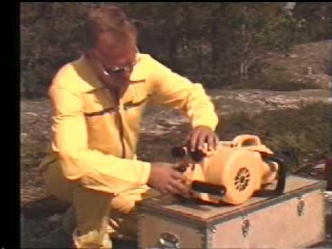 Pionjar Instruction and Maintenance by Creighton Rock Drill Ltd.