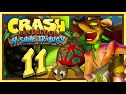 CRASH BANDICOOT N-SANE TRILOGY #11: Pinstripe Potoroo & mein Schildkröten-Hass! [1080p] ★ Let's Play