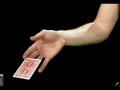 How to Throw Playing Cards!
