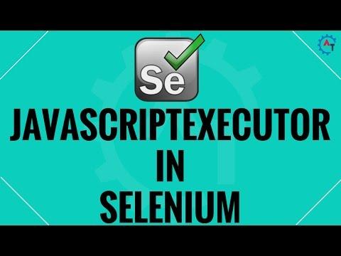 JavaScriptExecutor in Selenium-Selenium Webdriver Appium