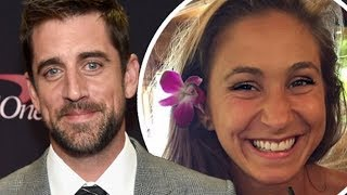 Aaron Rodgers Moves on From Olivia Munn with a Soccer Cutie