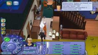 Die Sims 2 - Let´s Play - Wandervogel Janosch #13 - Spaghetti kochen – (Deutsch)