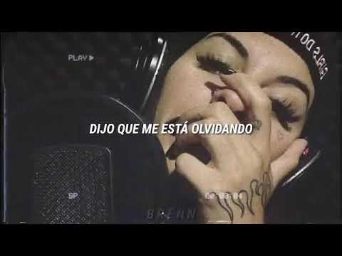 Cazzu - Dijo Que Me Está Olvidando Que Ya No Me Quiere Ver♥️🎙️