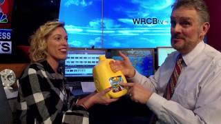 WRCB's Paul Barys shares his winter weather forecast
