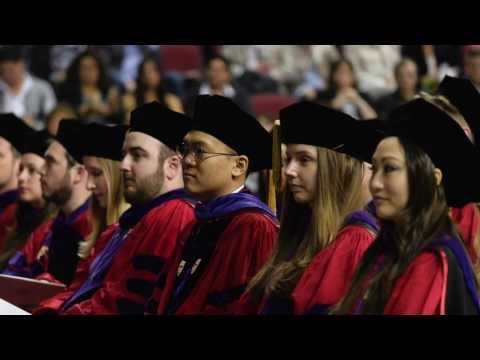 Commencement 2017—Boston University School of Law