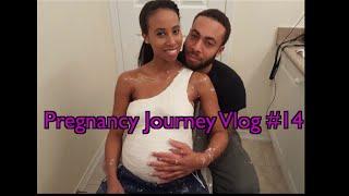 Pregnancy Journey Vlog #14: Belly Casting!!!