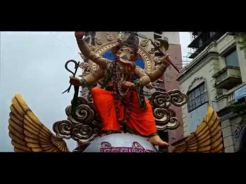 All girgaon khetwadi ganpati visarjan 2016