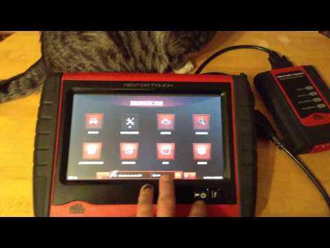 Matco Maximus 2 0 Android Diagnostic Tablet (Matco Item MDMAX2) by