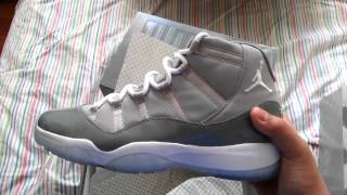 Authentic Jordan 11 cool From from
