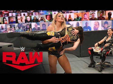 Nikki Cross vs. Charlotte Flair: Raw, June 14, 2021