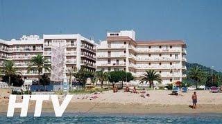Hotel Rosa Naútica en Malgrat de Mar