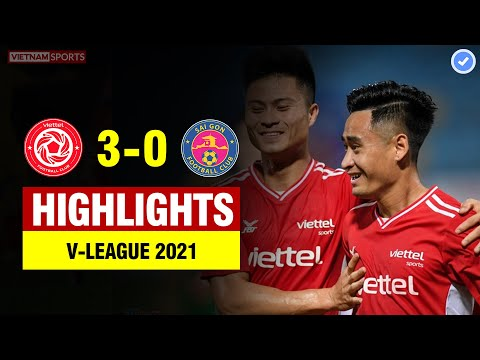 The Cong Sai Gon FC Goals And Highlights