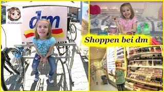 DM SHOPPING HAUL 🛍 Was kauft eine 5-Jährige in der Drogerie? 👛