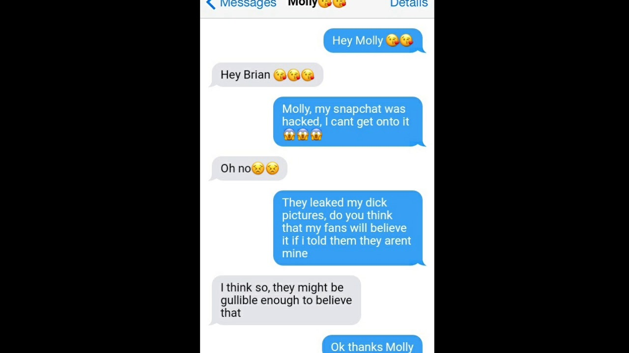 Faze Rug And Molly Eskam Leaked Messages Youtube