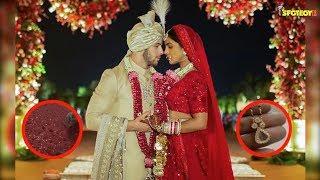 Loved Priyanka Chopra's Wedding Lehenga? Here's What Went Into Its Making – WATCH VIDEO