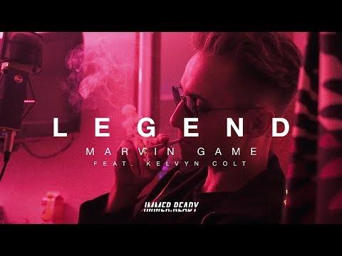 Marvin Game – Legend ft. Kelvyn Colt
