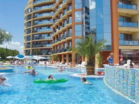 Hotel Meridian ****, Sunny Beach - Bulgaria