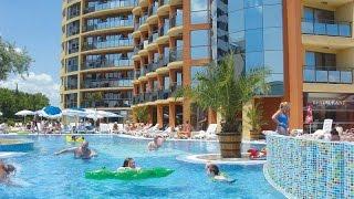 Hotel Meridian ****, Sunny Beach - Bulgaria(http://www.globtour.sk/dovolenka/bulharsko/slnecne-pobrezie/meridian., 2016-02-15T11:23:47.000Z)
