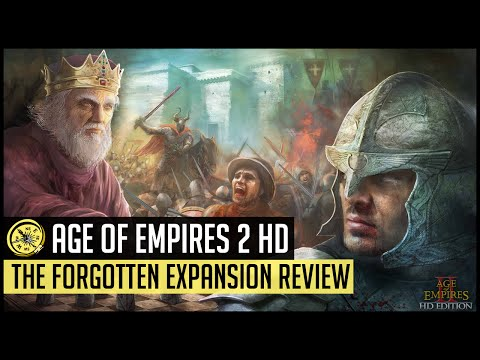 Age Of Empires 2 - The Forgotten Review