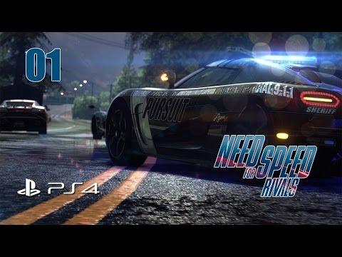 Need for Speed: Rivals (PS4) - Прохождение pt1