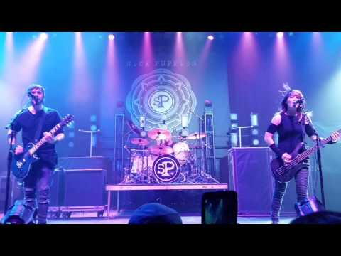 "SICK PUPPIES - YOUR GOING DOWN - ""LIVE"" =NEW SINGER= THE GROVE OF ANAHEIM CA, 3-11-2017"