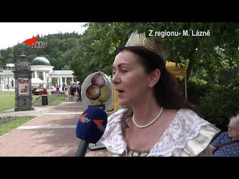 Z regionu  1  ročník Lázeňského karnevalu na ulici
