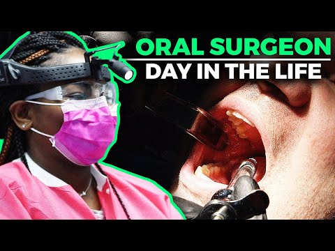 Day In The Life Of An Oral And Maxillofacial Surgeon