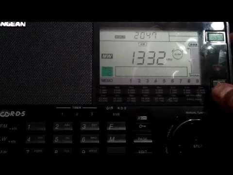 1332 IRIB Radio Tehran, Tehran/Iran-Baeza 4810 km